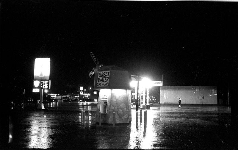 Midland Texas Rain 711