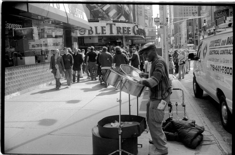 New York Drummer